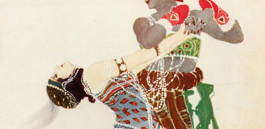 バレエ・リュスで振り返る宝塚歌劇団 宙組『ホテルスヴェッツラハウス』